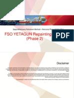 KPW FSO Yetagun Presentation 250713