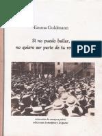 Goldmann_Si No Puedo Bailar...