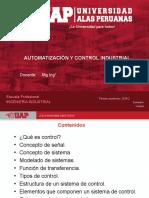 Semana 1 -Principios Básicos de La Automatización y Control-1