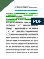 Inm8.Doc Instructiva de Poder