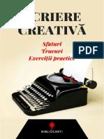 Scriere Creativă Trucuri Sfaturi Exerciții Practice eBook