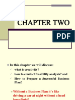 2nd Chapter Business Plan