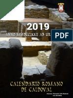Calendario Romano 2019 Caldova Baixa v2 1