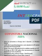Estudio de Electoral EEPA-UCV 2019 ¡La EEPA Decide!