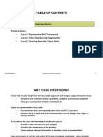 BCG Case Interview Guide