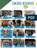 Le Journal PDF Avril de l'association Verdon Info