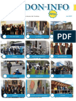 Le Journal PDF Mai de l'Association Verdon-info