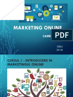 Curs 1 Introducere in Online Marketing