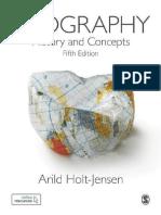 Arild Holt-Jensen [Holt-Jensen, Arild] - Geography_ History and Concepts-SAGE Publications (2018)