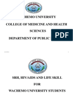 HIV AIDS and SRH Updated Ppt