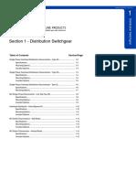 PLP AEM Distribution Switchgear