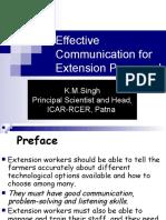 Communication KMSingh 1