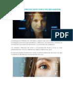 Diferencia Entre Face Detectión y Face Recognitión Dahua