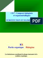 Ch7 Composes Halogenes&Organometalliques[1]