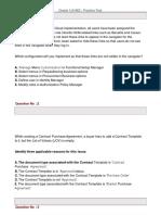 1Z0-963 Question Paper