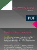 LESSON1 - PROGRAMMING BASIC.pptx