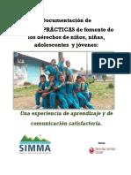 Guia Documentación Bp Fomento Derechos de Nnaj