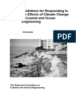 Responding to the Effects of Climate Change in Coastal and Ocean 2004