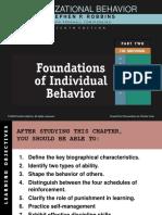 2. Individual Behavior