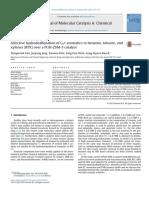 Selective Hydrodealkylation of C9 Aromatics