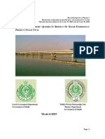 Malir Express Way Queries & Responses Document II-March 31 2019