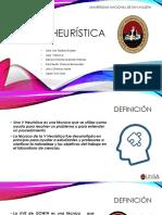 V Heuristica-Univesidad Nacional de San Agustin