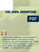 The Sufa Advantage