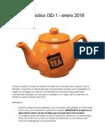 Examen Práctico I3D-1 - Enero 2018 - A