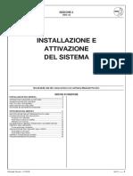 Sez. 2 - Installazione e Attivazione Del Sistema