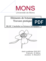 Element Bota Manuel TP Bio 2016-2017