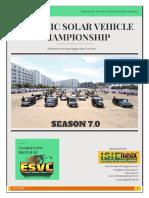 Information Brochure ESVC2020