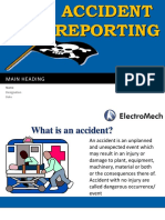 Incident & Accident