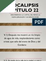 APOCALIPSIS 22
