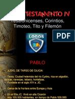 1Nuevo Testamento IV- Introduccion