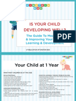 Is Your Child Developing Well E-book