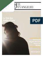 El Evangelio Mayo 2019
