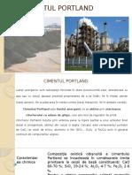 Cimentului Portland