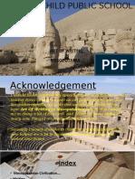 Art of Writing in Mesopotamia