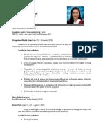 Rhea Final Resume