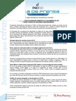 Nota de Prensa No 058 2019 Inei