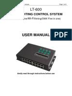 LT-600 LED Controlling System-1