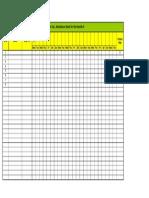 Attendance Sheet 08