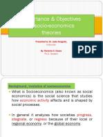 Importance & Objectives
