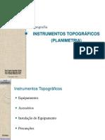 MMacedo TopoPlan Instrumentos Topograficos