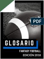 Revista Glosario de Fantasy Football