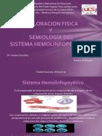 Examen Fisico Hemolinfopoyetico