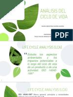 Análisis del ciclo de vida