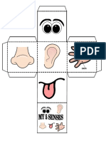 My 5 Senses Game Fun Activities Games Games 81292