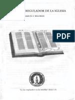 El Principio Regulador de La Iglesia - Samuel E. Waldron (Ver El Lenguaje de La Musica de FRANK GARLOCK Tambien) (11)
