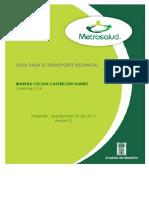 Transporte Neonatal 2015
